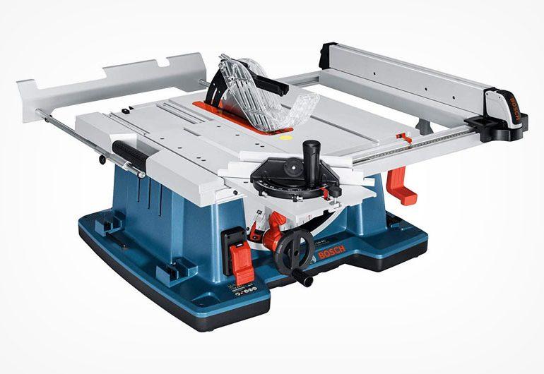 Bosch GTS 10 XC Tischkreissäge - Unser Sieger